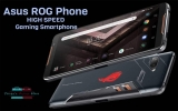New Asus ROG Phone With Snapdragon 845 SoC, 3D Vapour-Chamber Soon To Launched – 2018