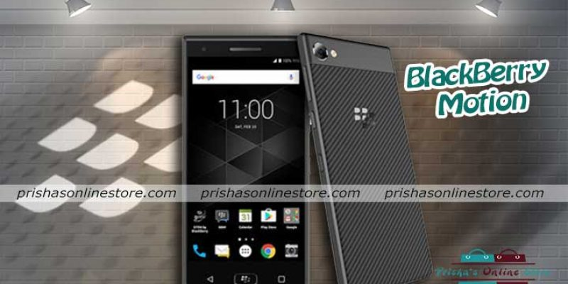 BlackBerry Motion Full Review – its Come With Premium Anti-Scratch Display
